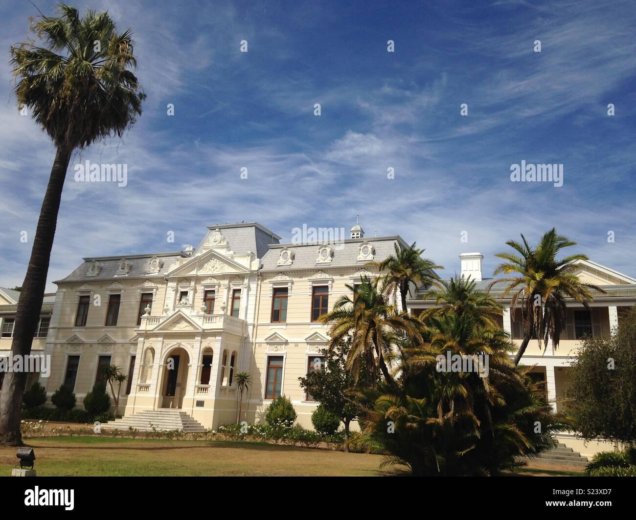Stellenbosch University Stock Photo: 311102547 - Alamy