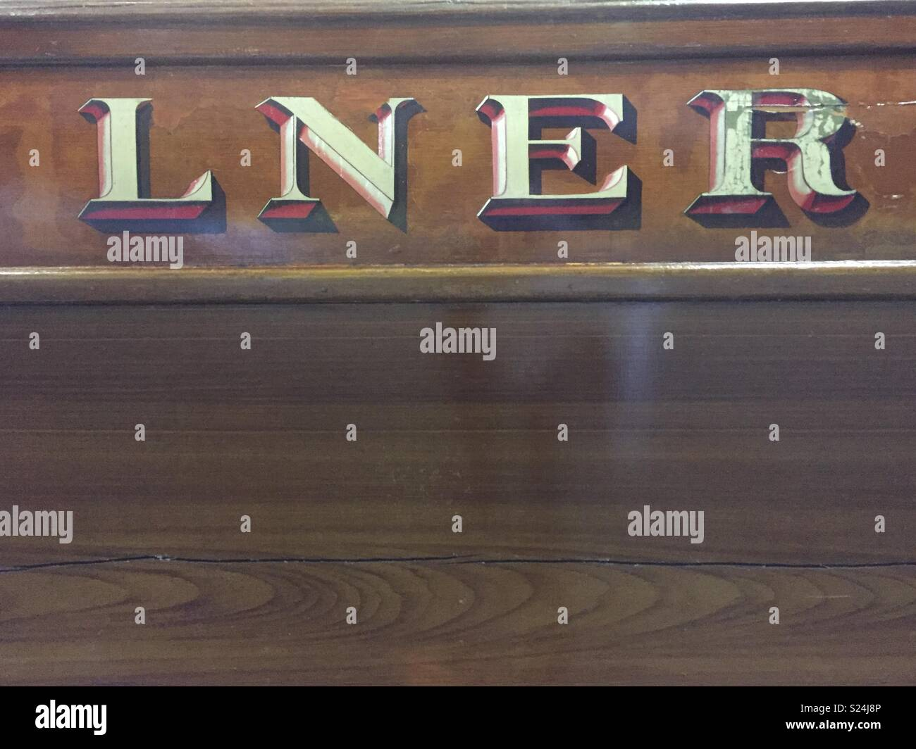 LNER - Stock Image