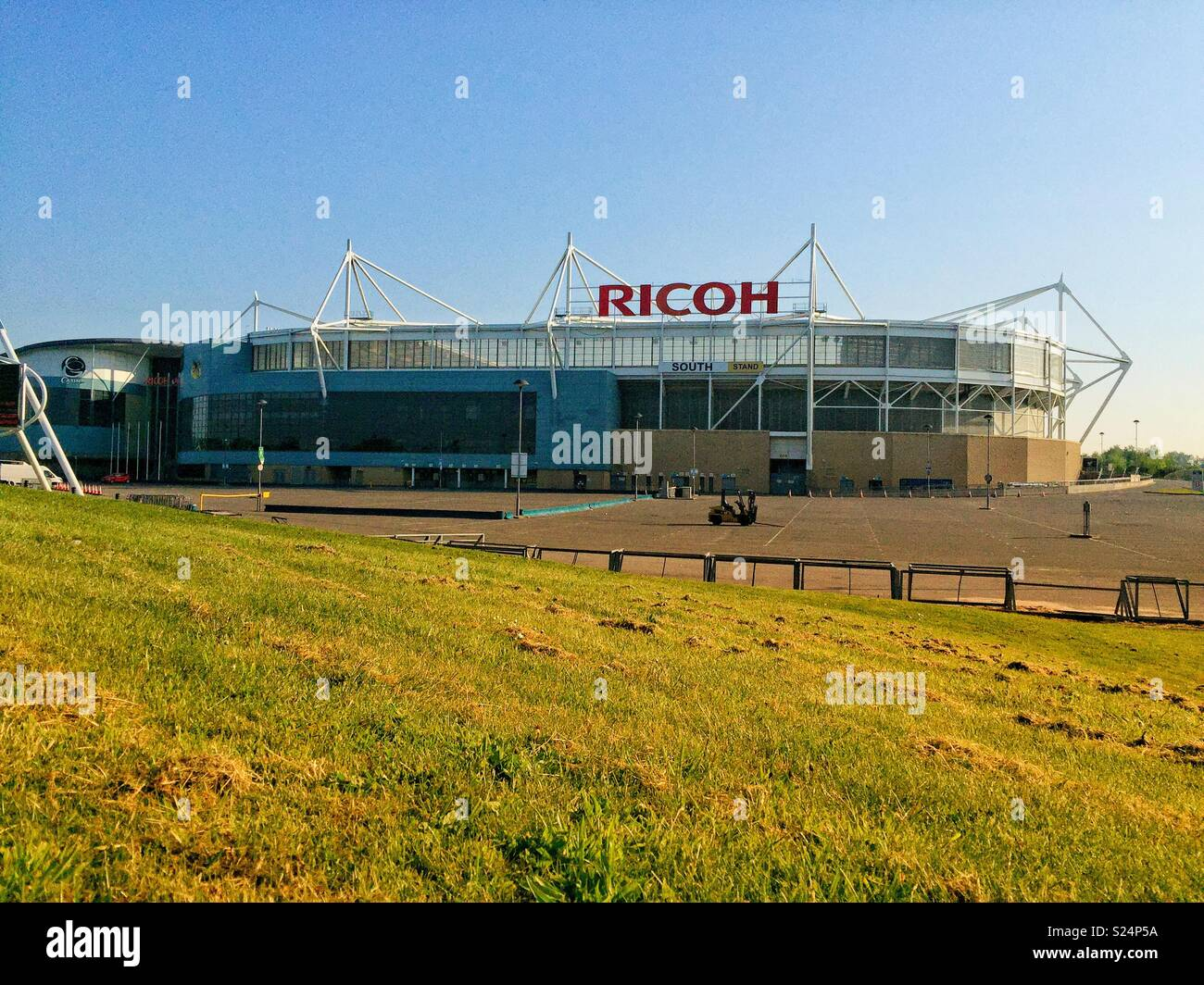 Ricoh Arena Coventry West Midlands home of Wasps RFC and Coventry City FC. - Stock Image