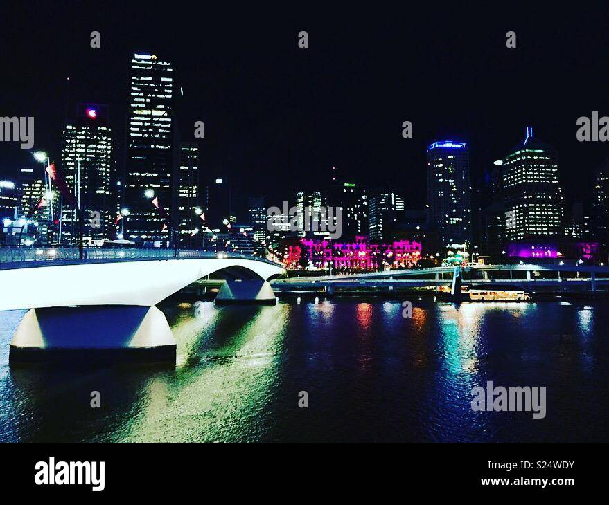 Brisbane, Australia - Stock Image