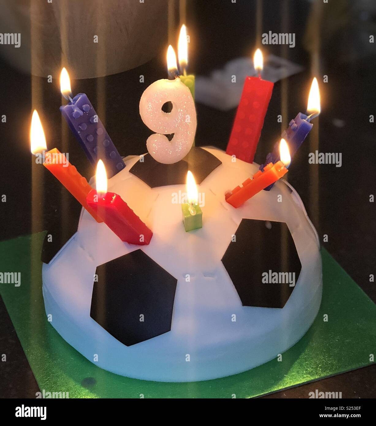Every 9 Year Olds Dream Cake What More Could A Boy Want