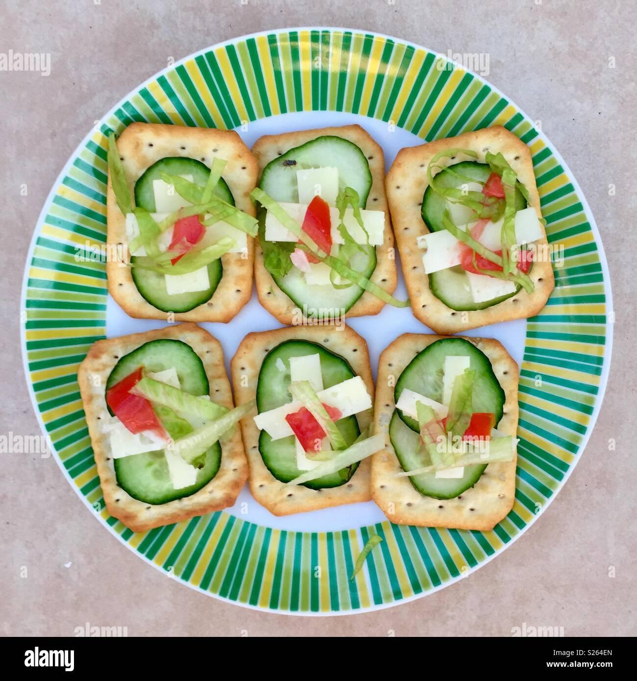 Appetiser, Greece - Stock Image