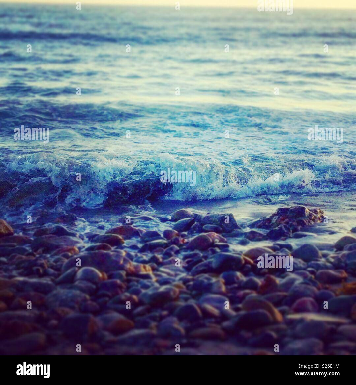 Calming - Stock Image