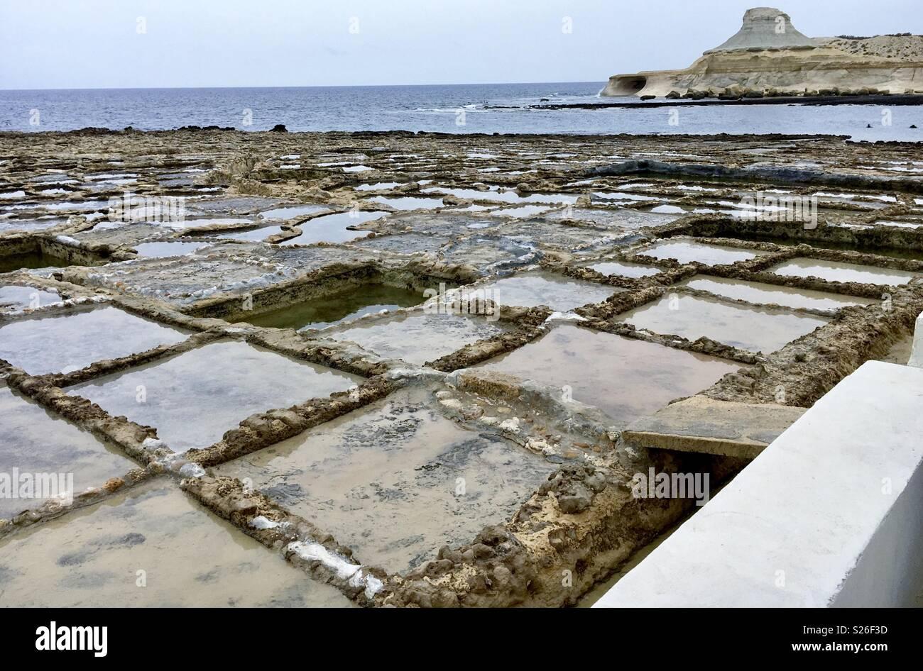 Gozo Malta - Stock Image