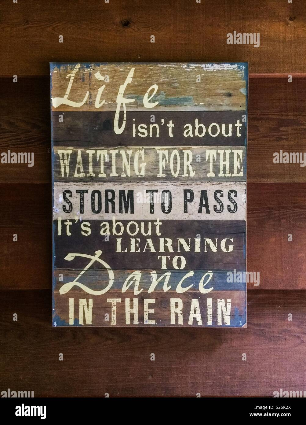 Inspirational Quote About Living The Life With Wisdom Dancing In