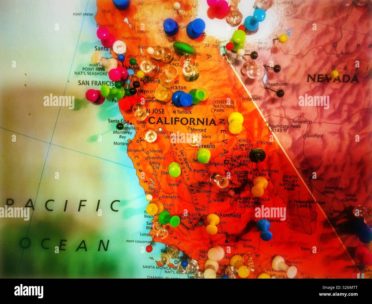 Southwest Usa Map Stock Photos & Southwest Usa Map Stock ...