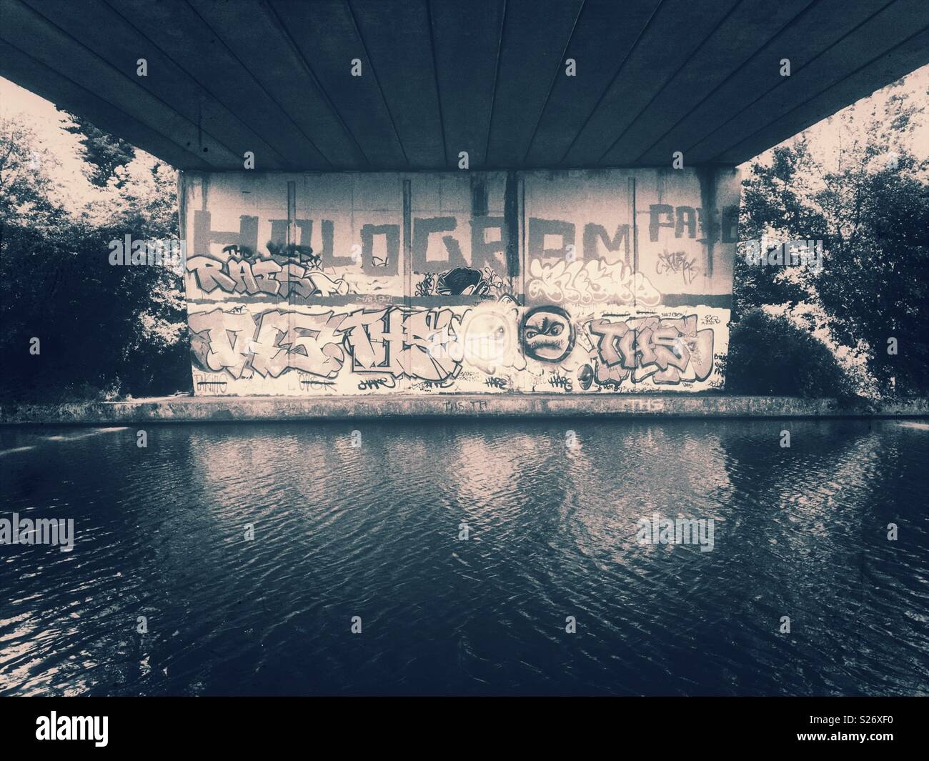 Graffiti - Stock Image