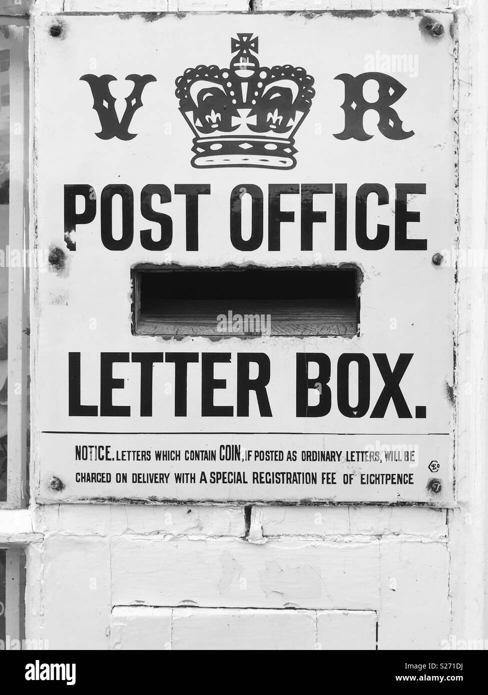 A rare victorian letter box in blanchland northumberland one of a rare victorian letter box in blanchland northumberland one of only three remaining in england thecheapjerseys Image collections