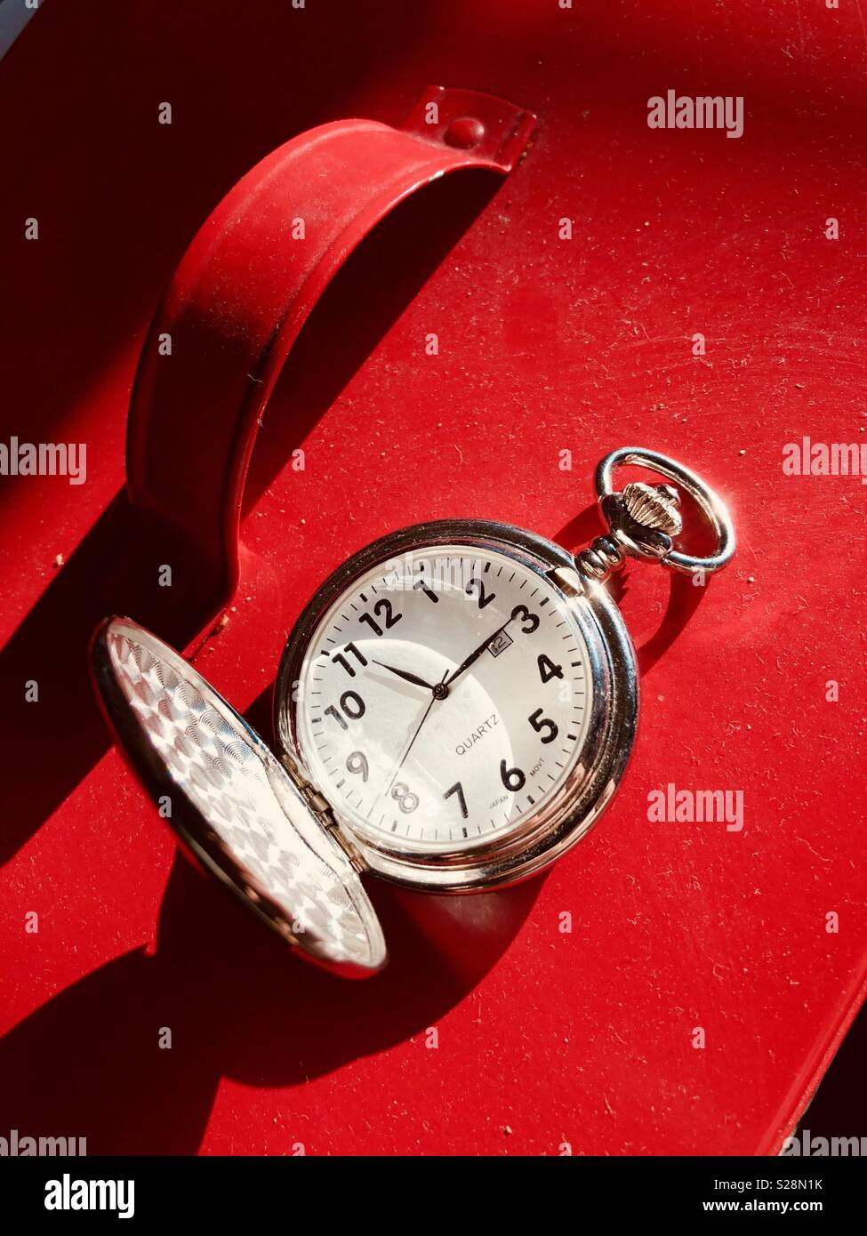 Do you have the time? - Stock Image