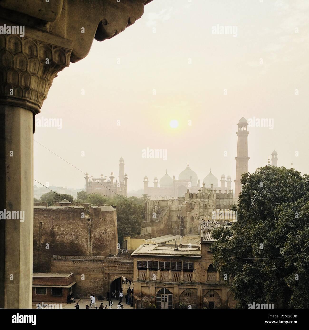 Lahore, Pakistan - Stock Image
