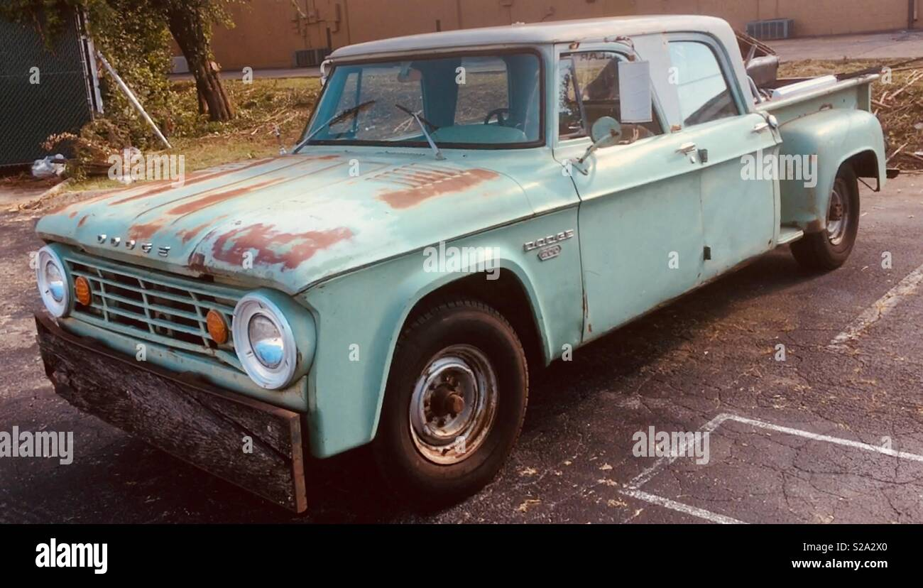 Dodge Truck High Resolution Stock Photography And Images Alamy