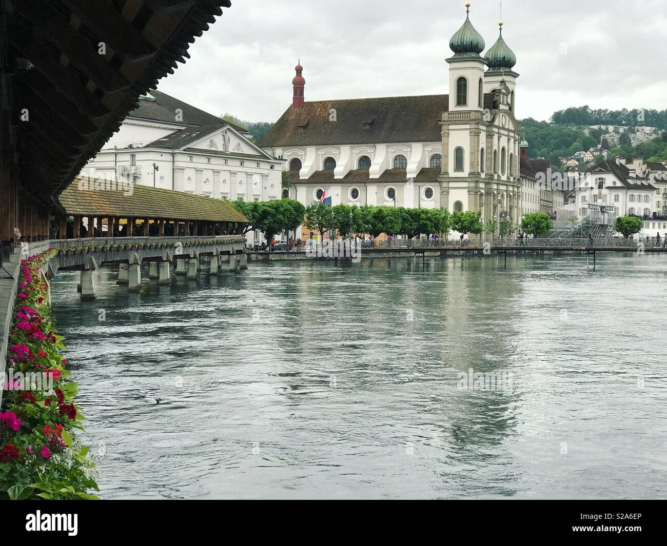 Lake Lucerne - Stock Image