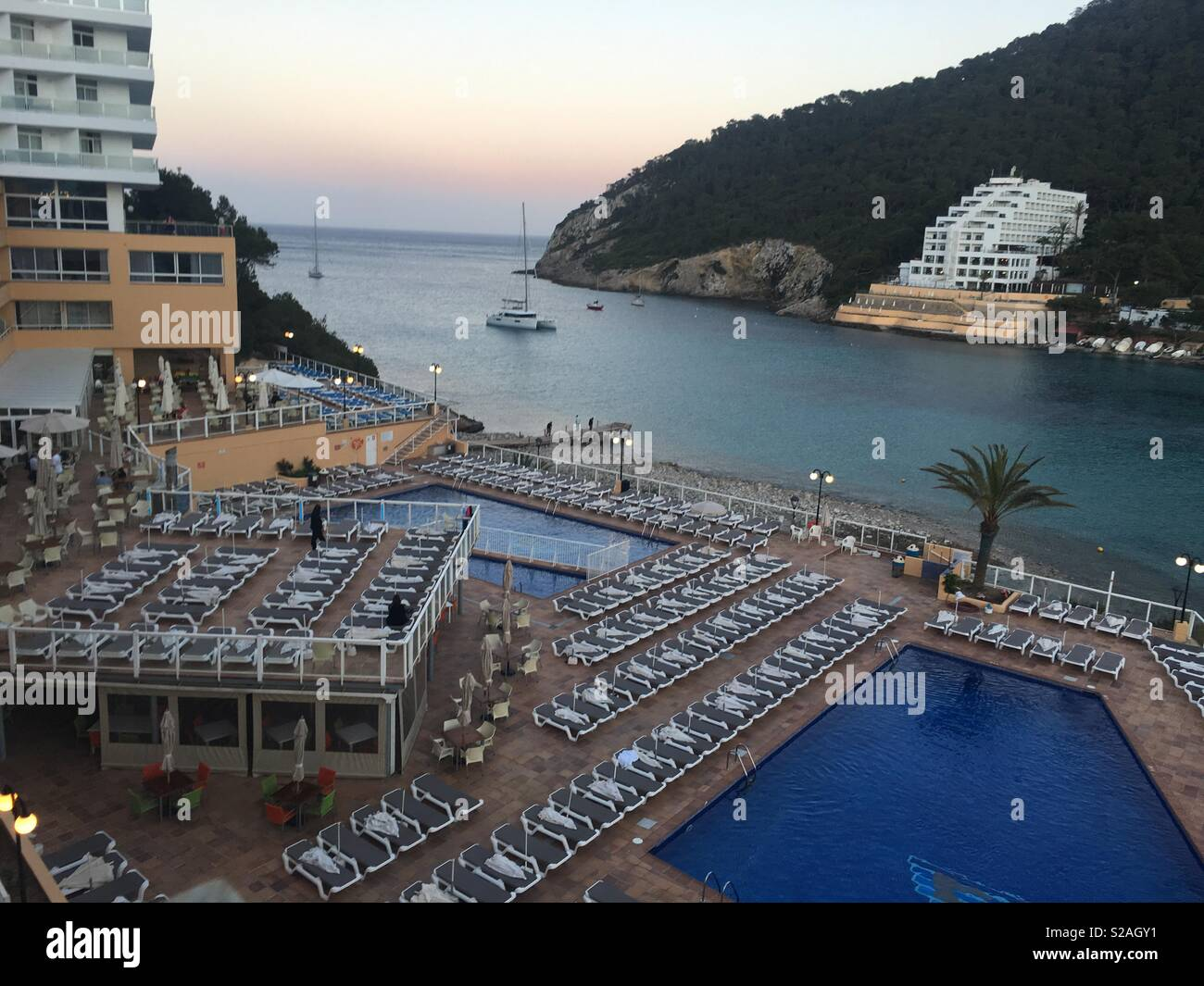 Me Hotel Ibiza Stock Photos & Me Hotel Ibiza Stock Images