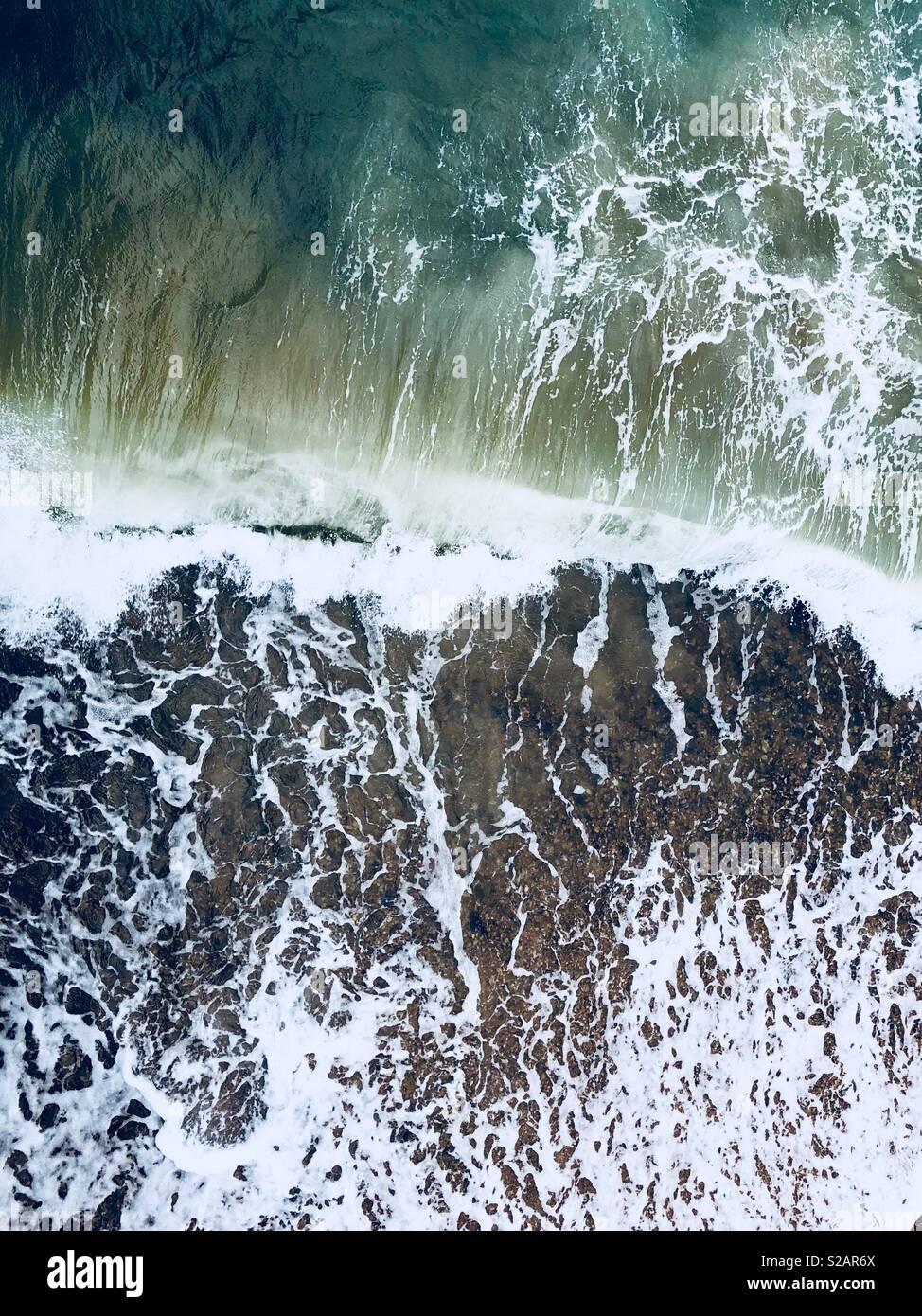 Waves - Stock Image