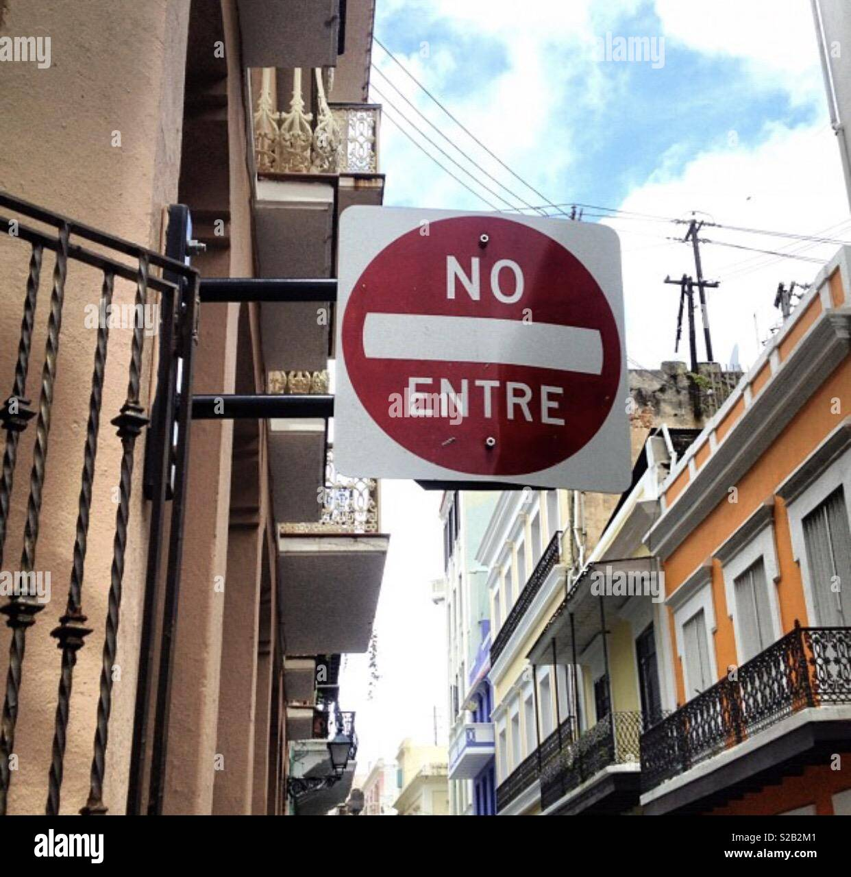 New Orleans Louisiana - Stock Image