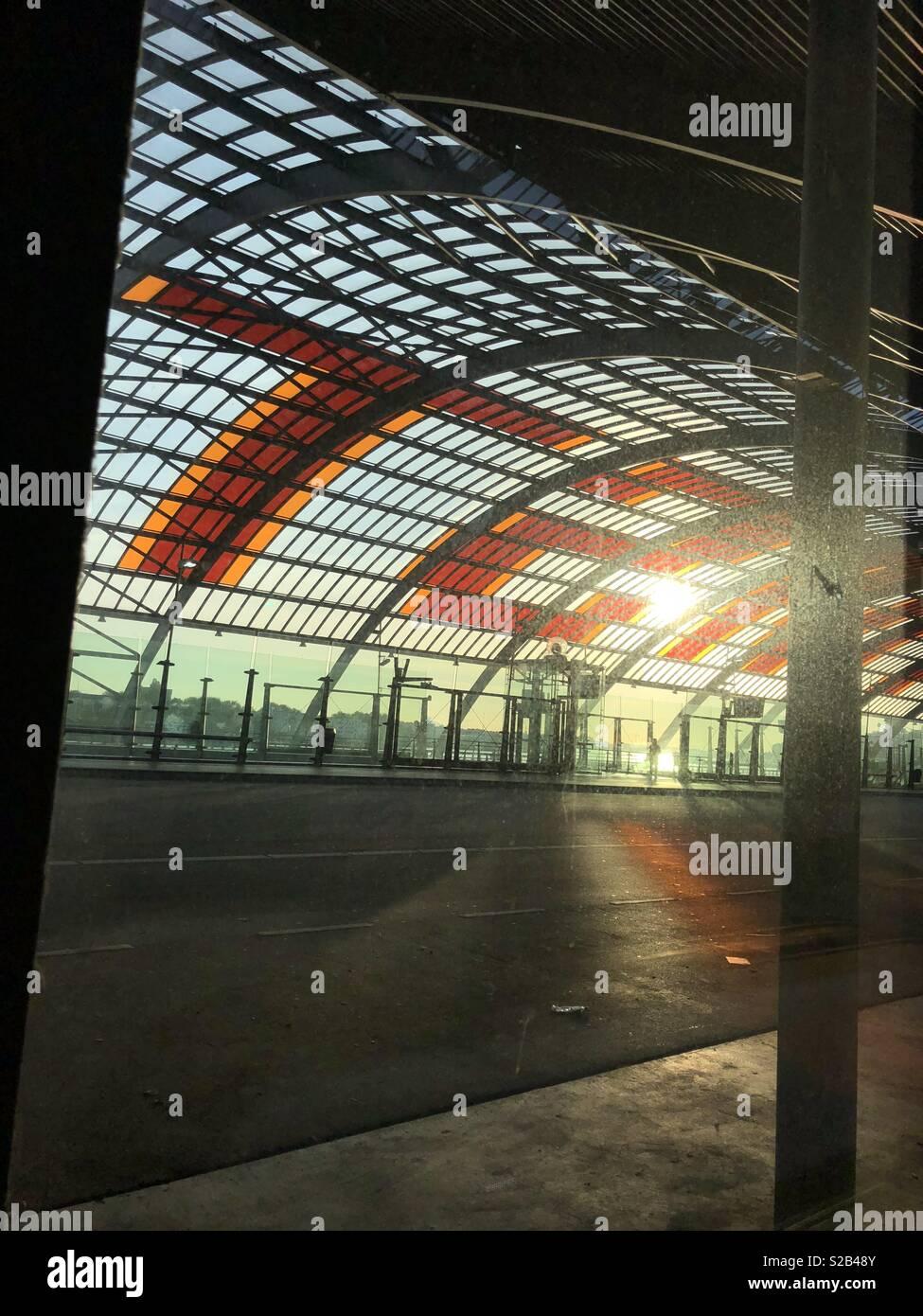 Station - Stock Image