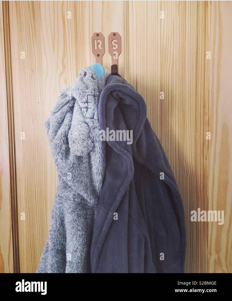 Dressing Gowns Stock Photos & Dressing Gowns Stock Images - Alamy