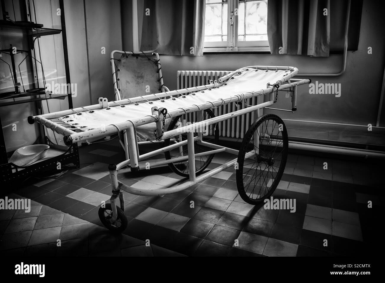 Nurse Black And White Stock Photos Amp Images Alamy