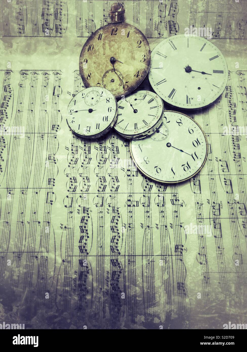 Times past. - Stock Image