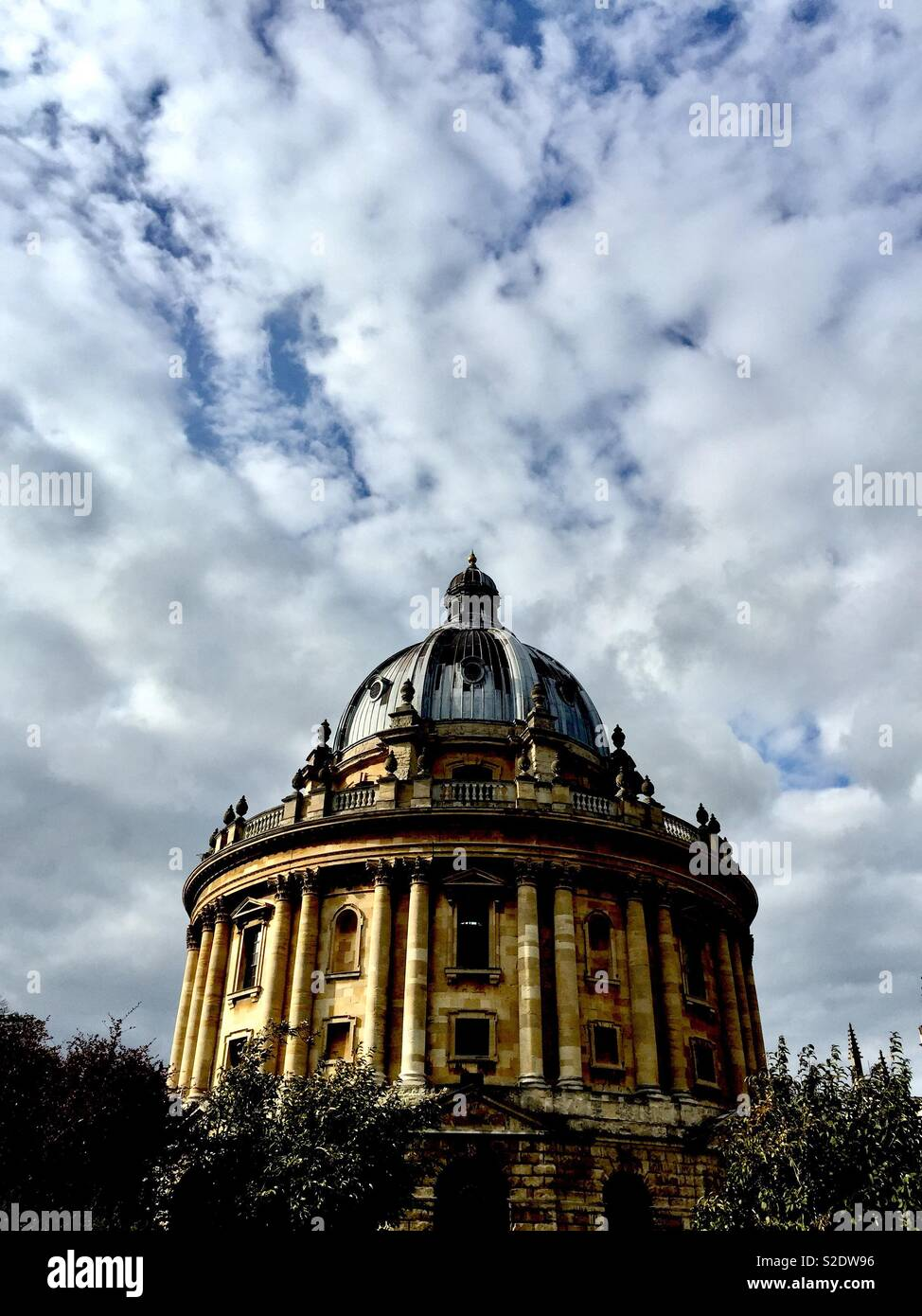 Bath, UK and clouds - Stock Image