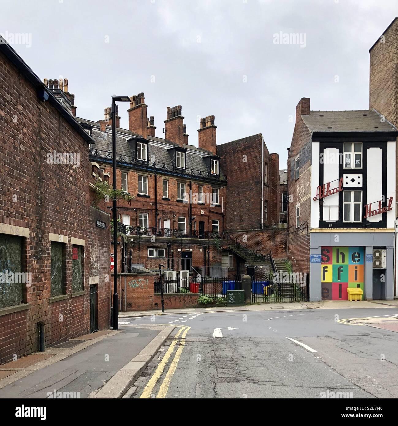 Sheffield Abandoned Stock Photos & Sheffield Abandoned