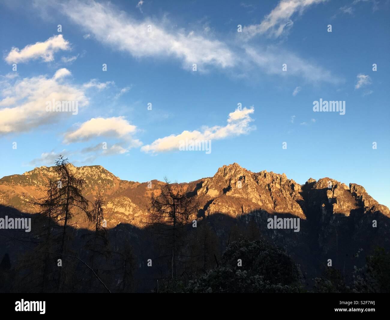 Alpi - Stock Image