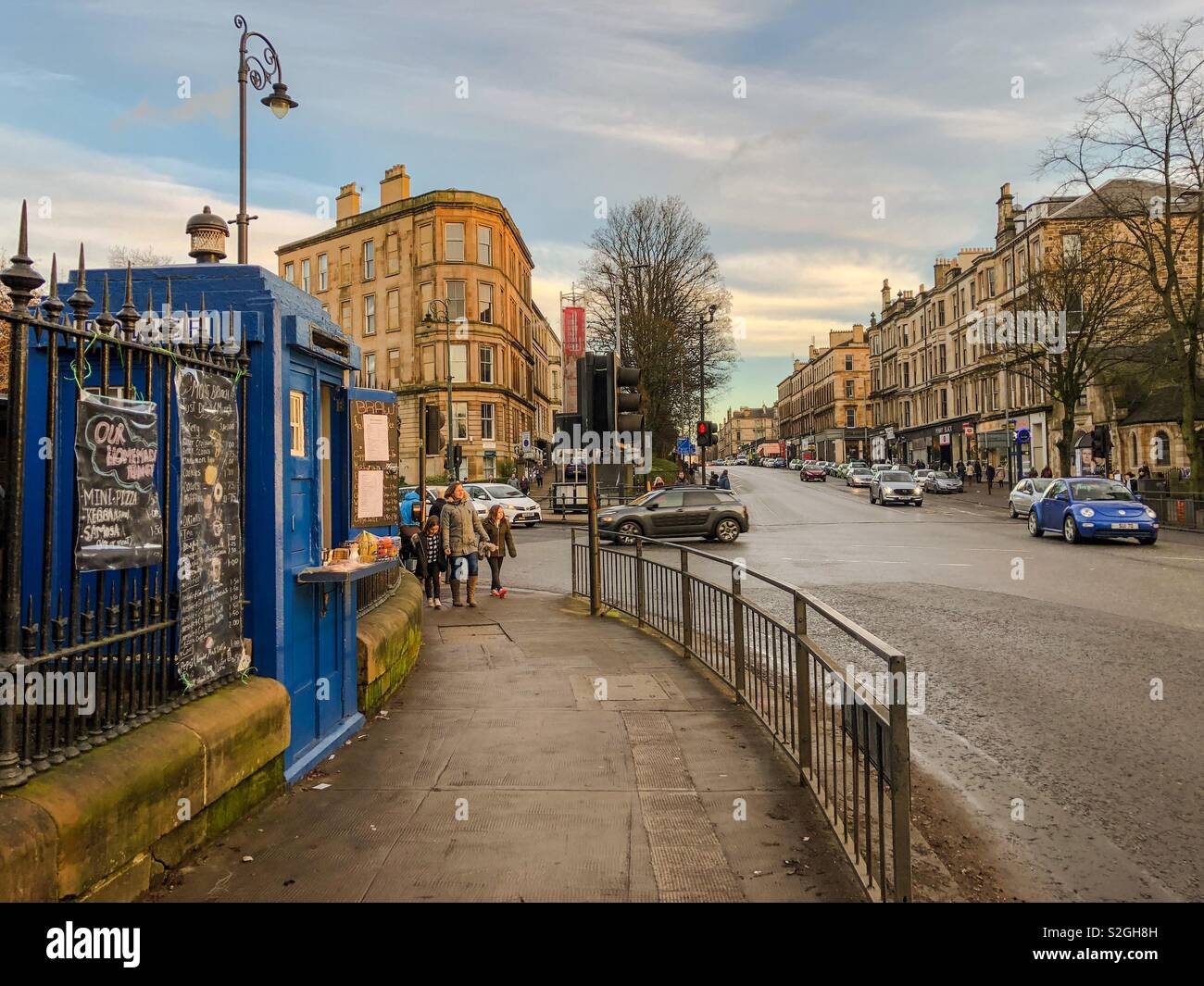 Byres Road Glasgow Scotland Uk High Resolution Stock Photography And Images Alamy