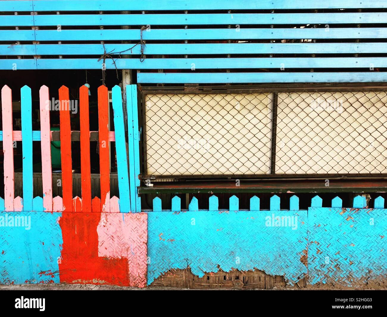 Urban decay - Stock Image