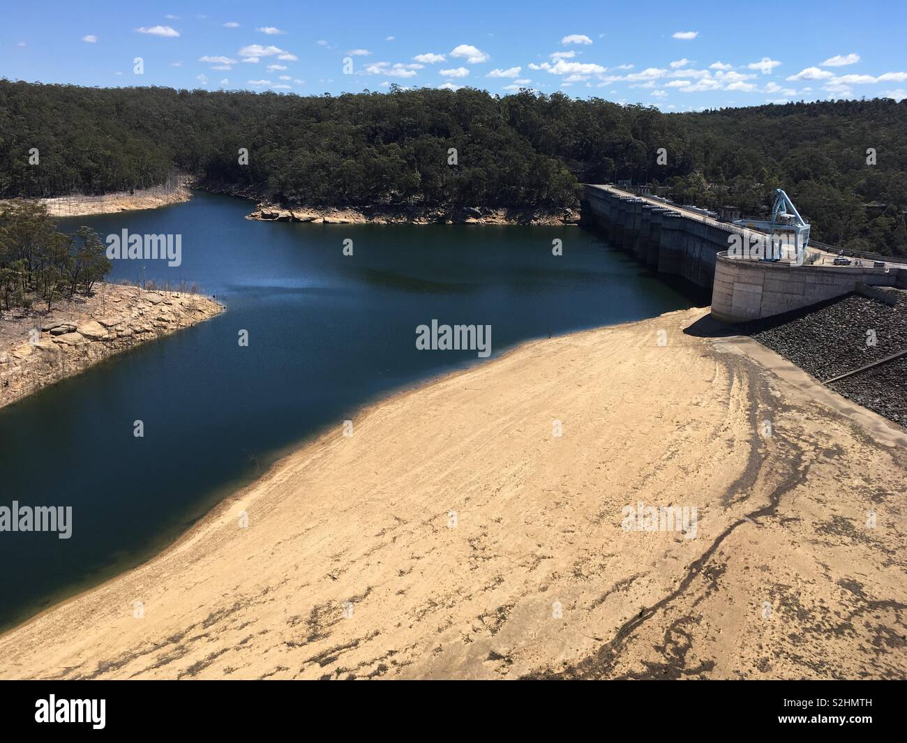 Warragamba Dam Stock Photo: 311405489 - Alamy