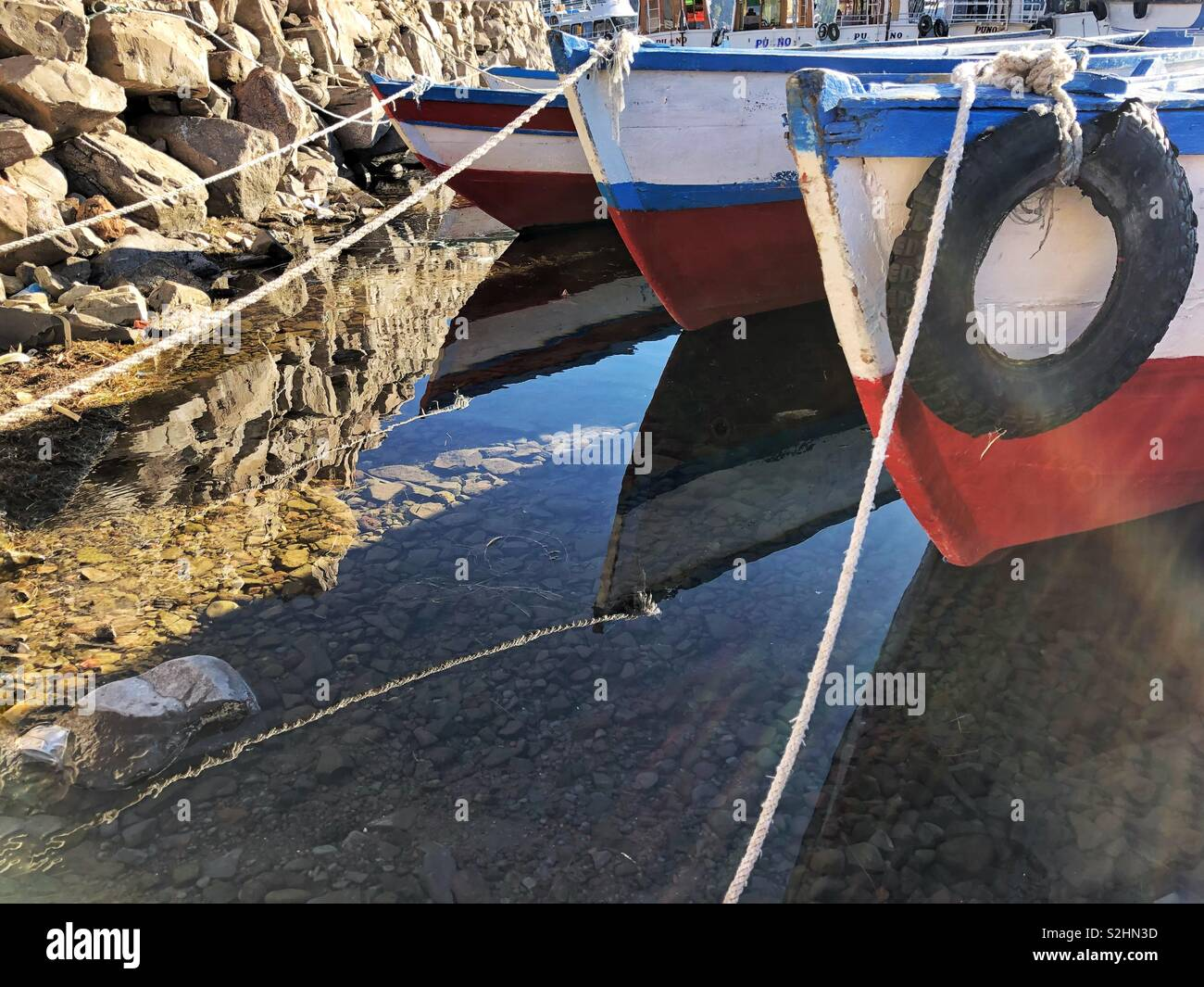 Boats - Stock Image