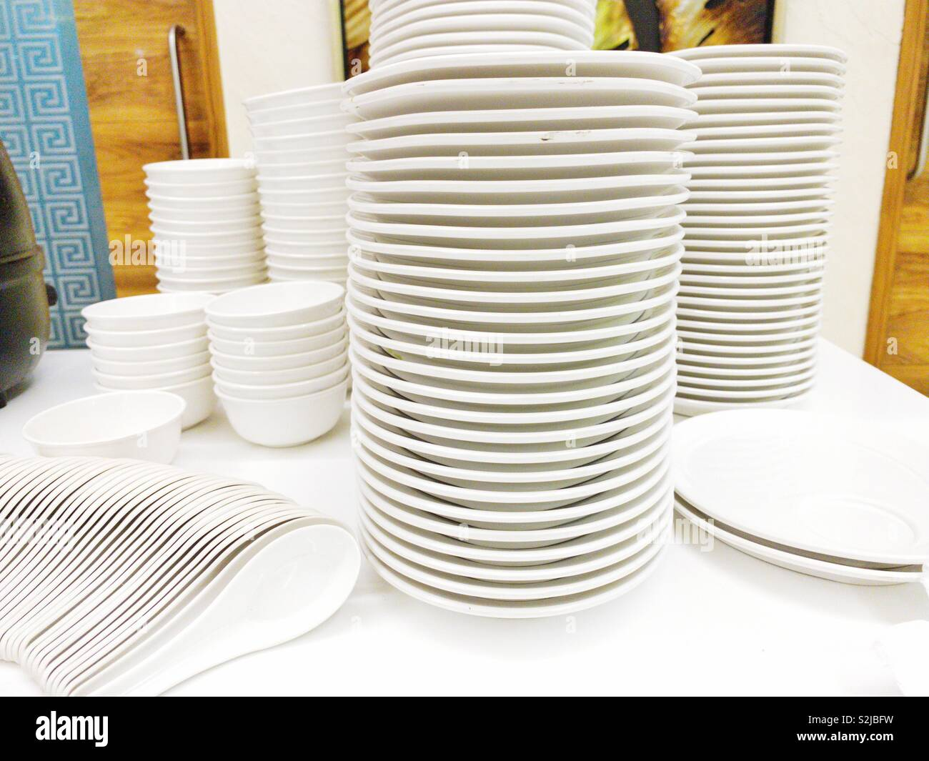 Kitchen things - Stock Image