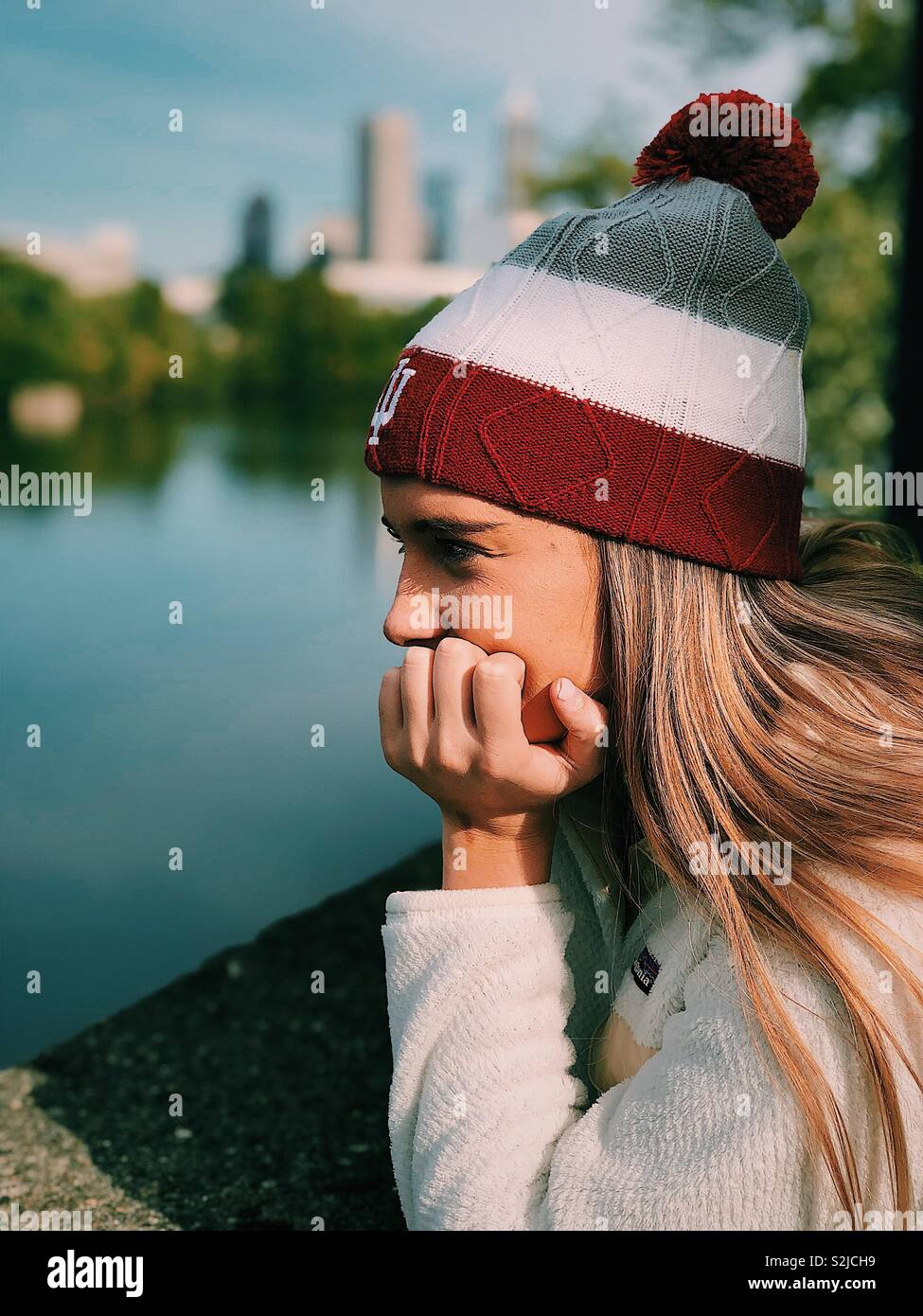 this is me - Stock Image