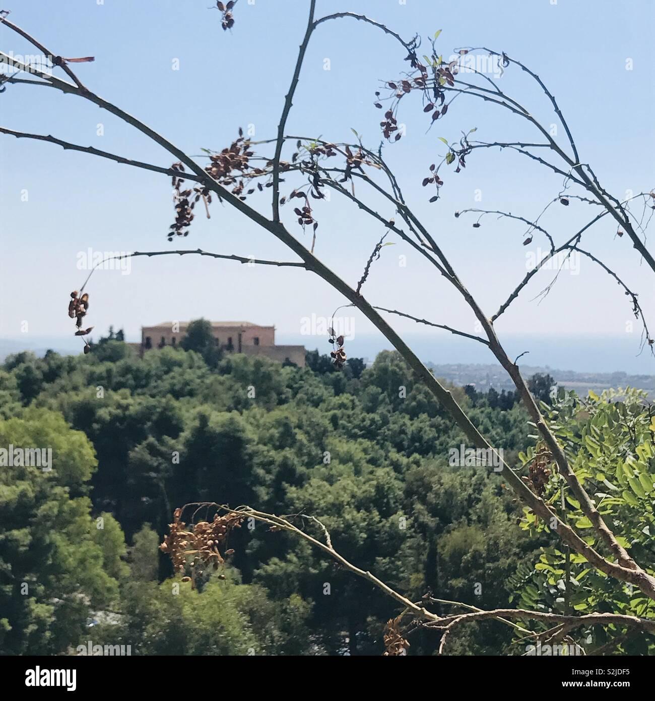 Agrigento, Sicily, 2017 - Stock Image