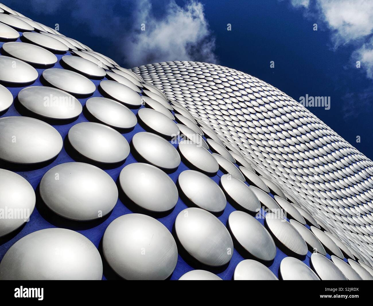 Selfridges, Birmingham, UK - Stock Image