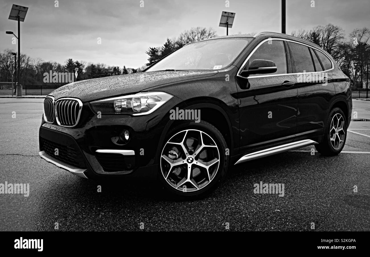 2019 BMW X1 - Stock Image