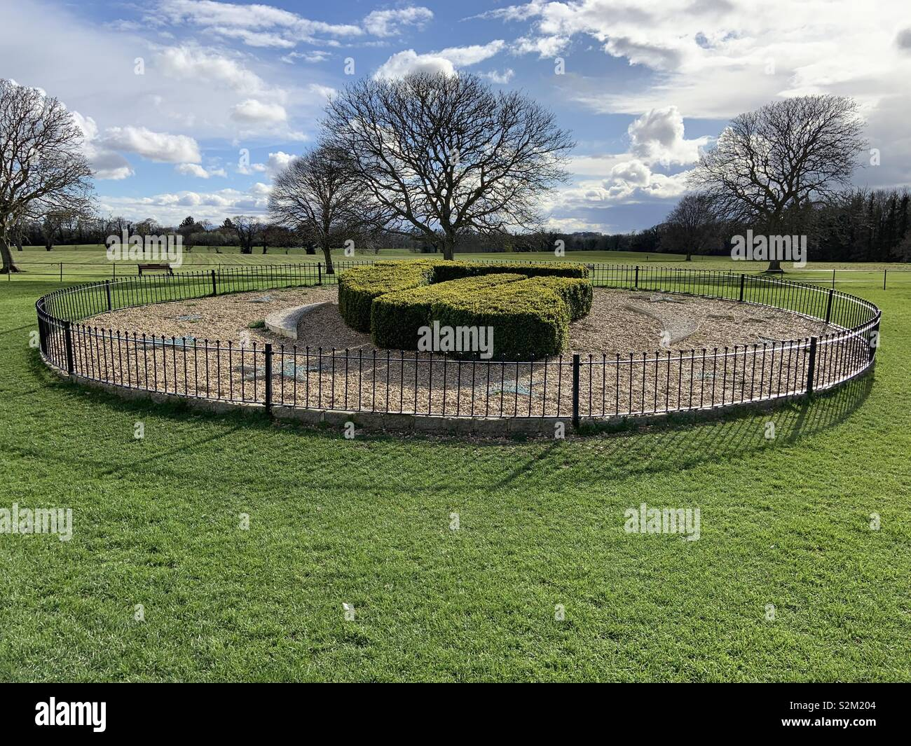 Malahide Castle & Gardens, Malahide, Dublin, Ireland. - Stock Image