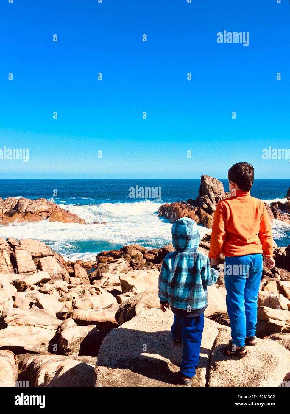 Canal Rocks Stock Photo