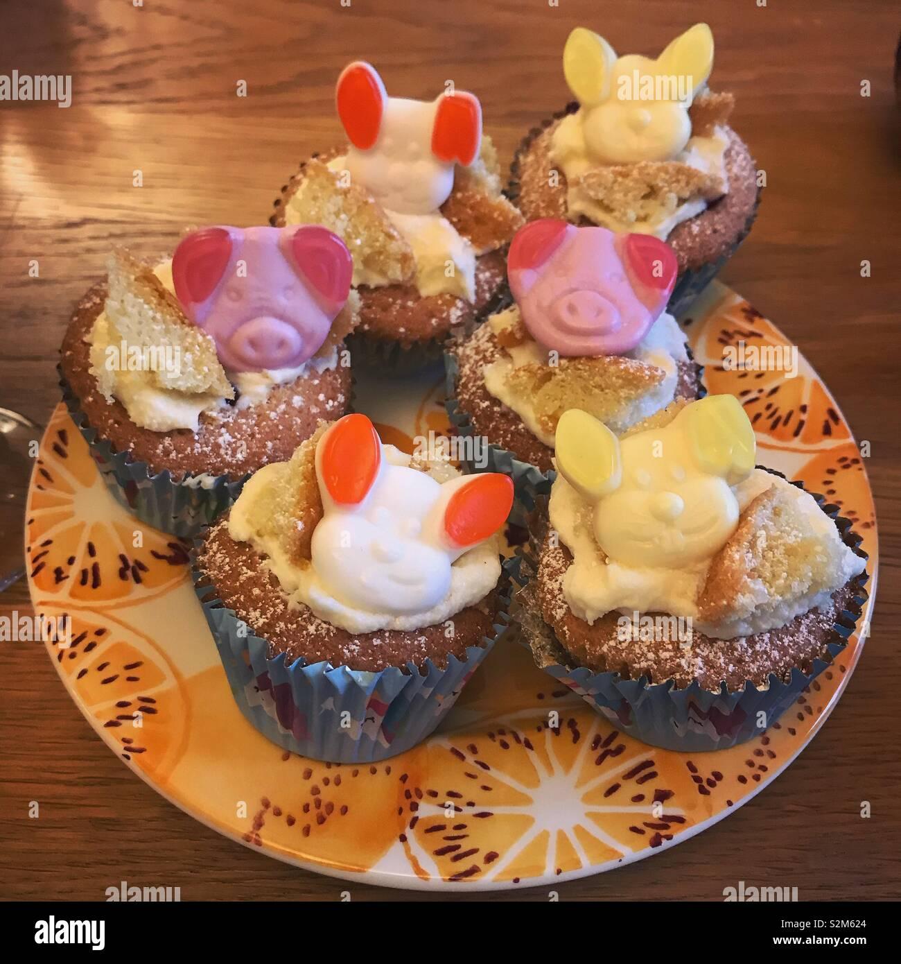 Easter bake - Stock Image