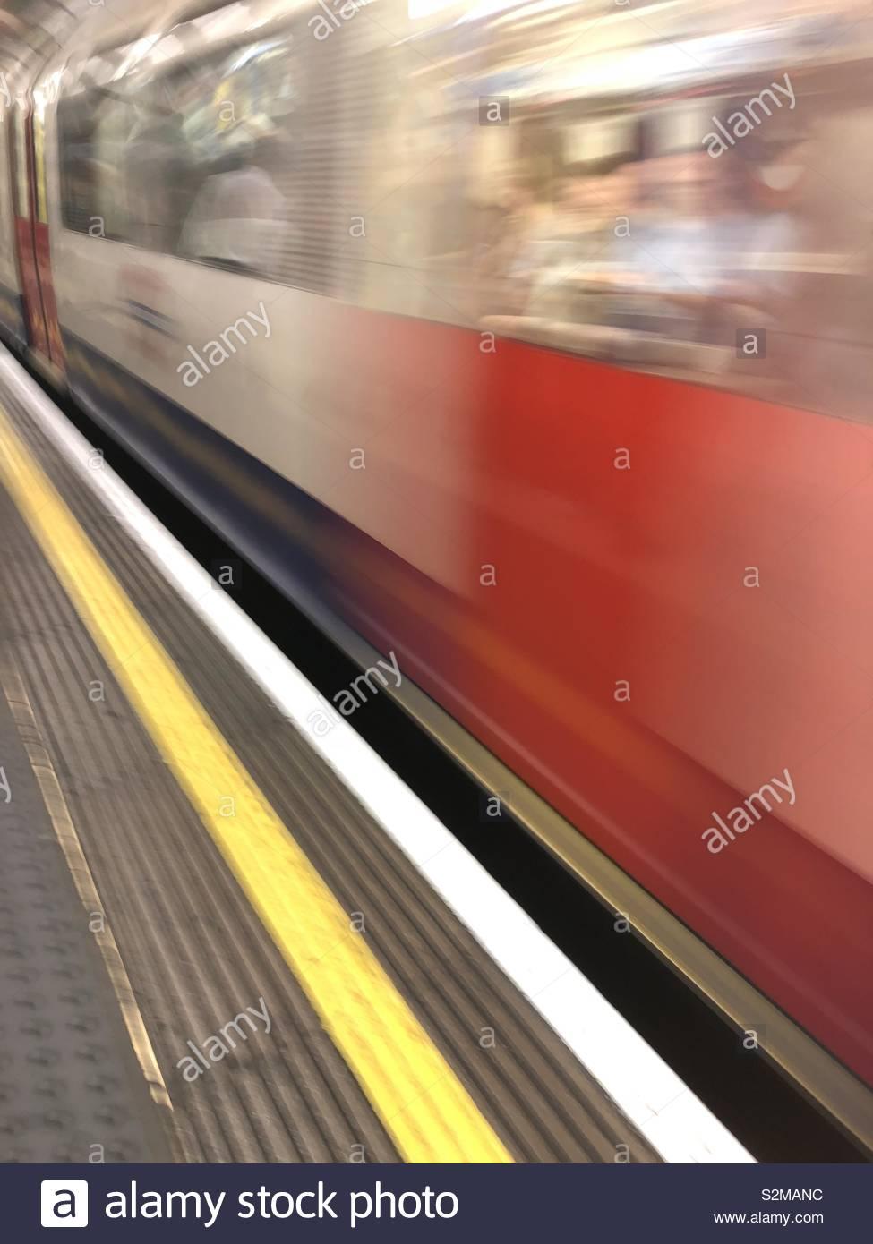 Underground - Stock Image