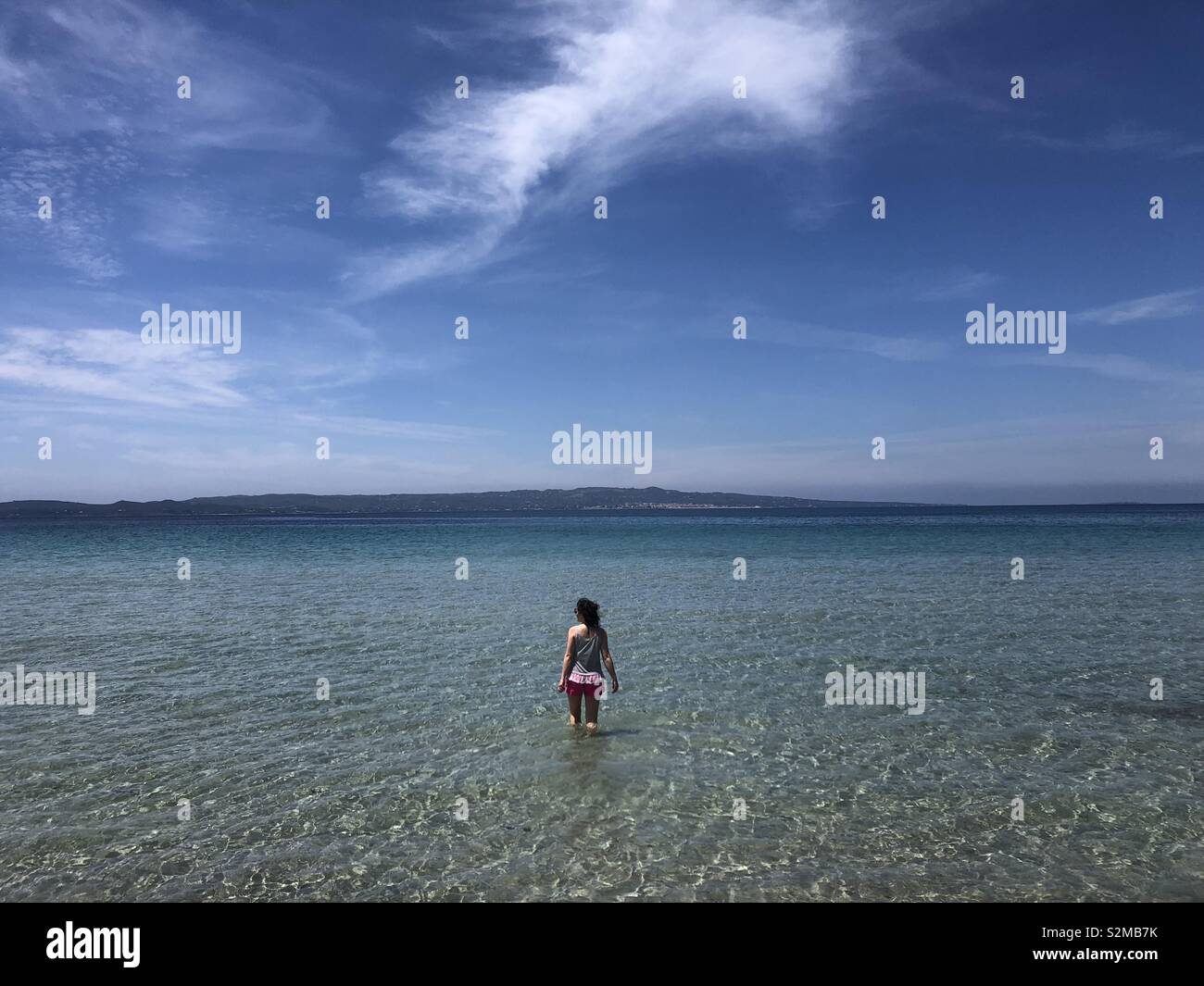 Skinny Dipping Arm Dropping Top Stock Photo - Image of