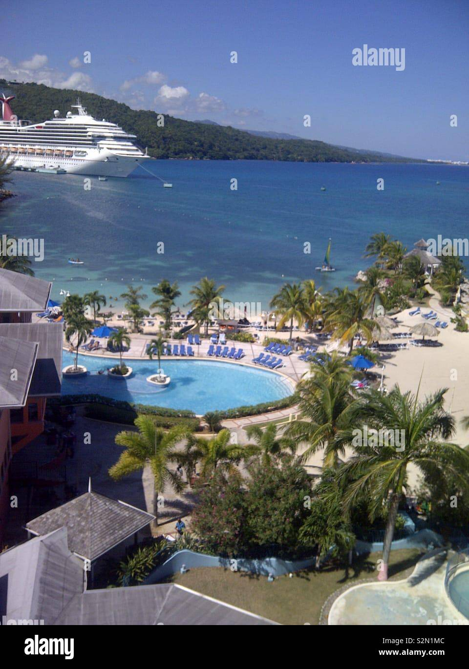 Sunset Beach Resort Spa And Water Park In Montego Bay