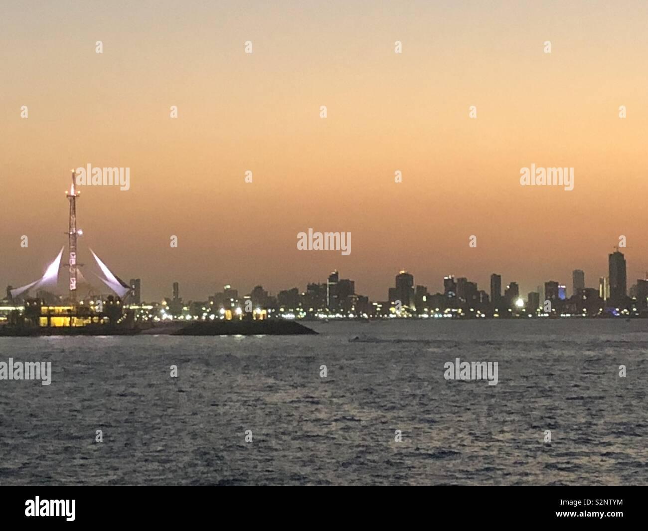 Salmya kuwait - Stock Image