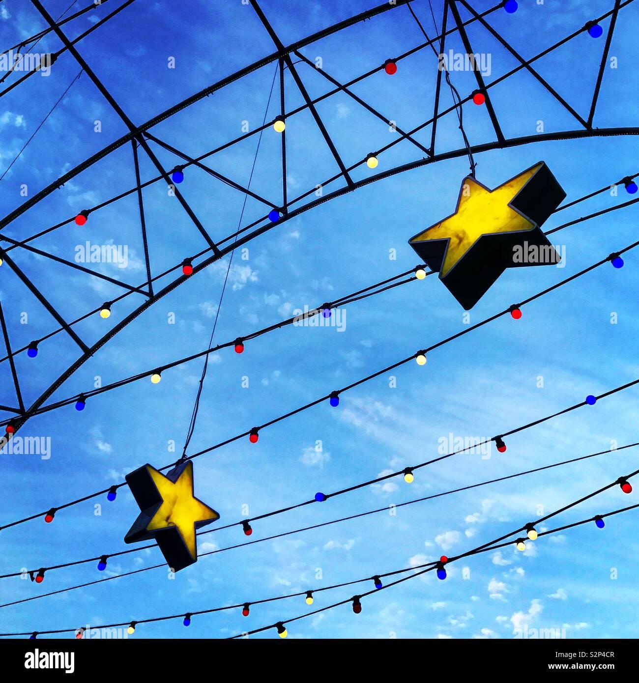Stars - Stock Image