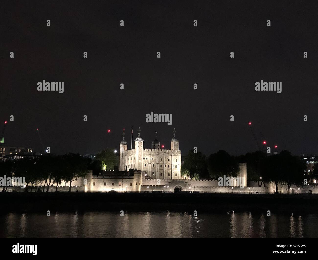 Tower of London, London, UK - Stock Image