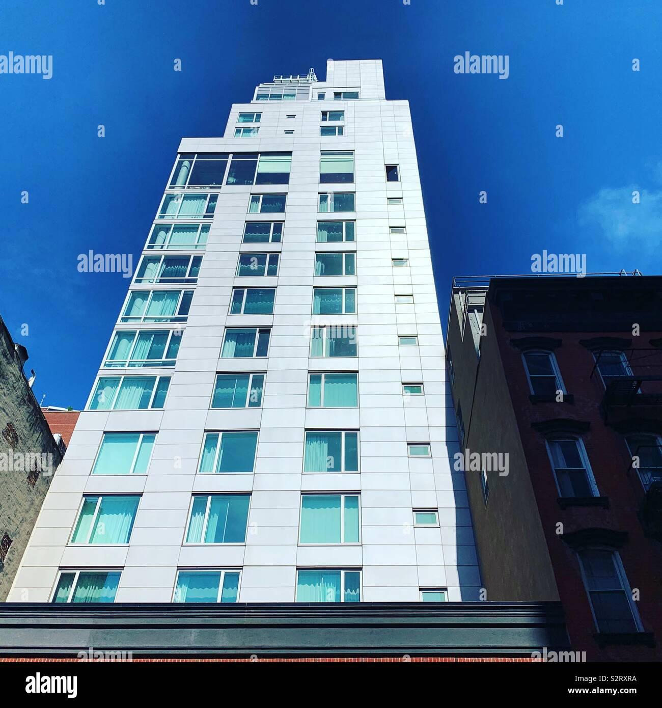 Hotel Indigo Lower East Side, New York City - Stock Image