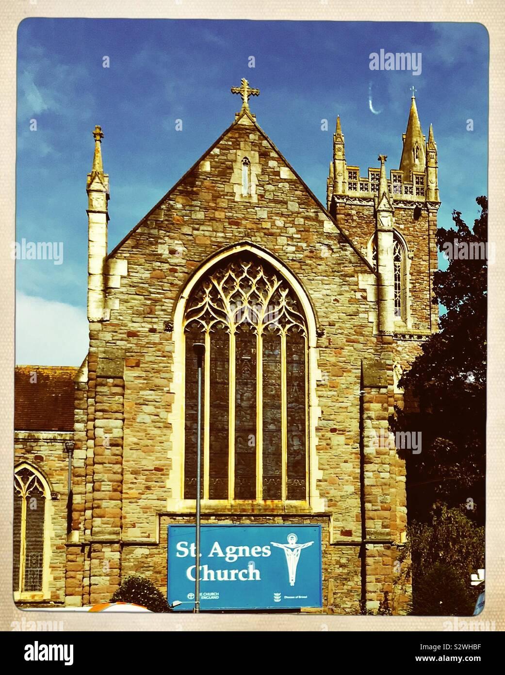 Saint Agnes Church Stock Photos & Saint Agnes Church Stock