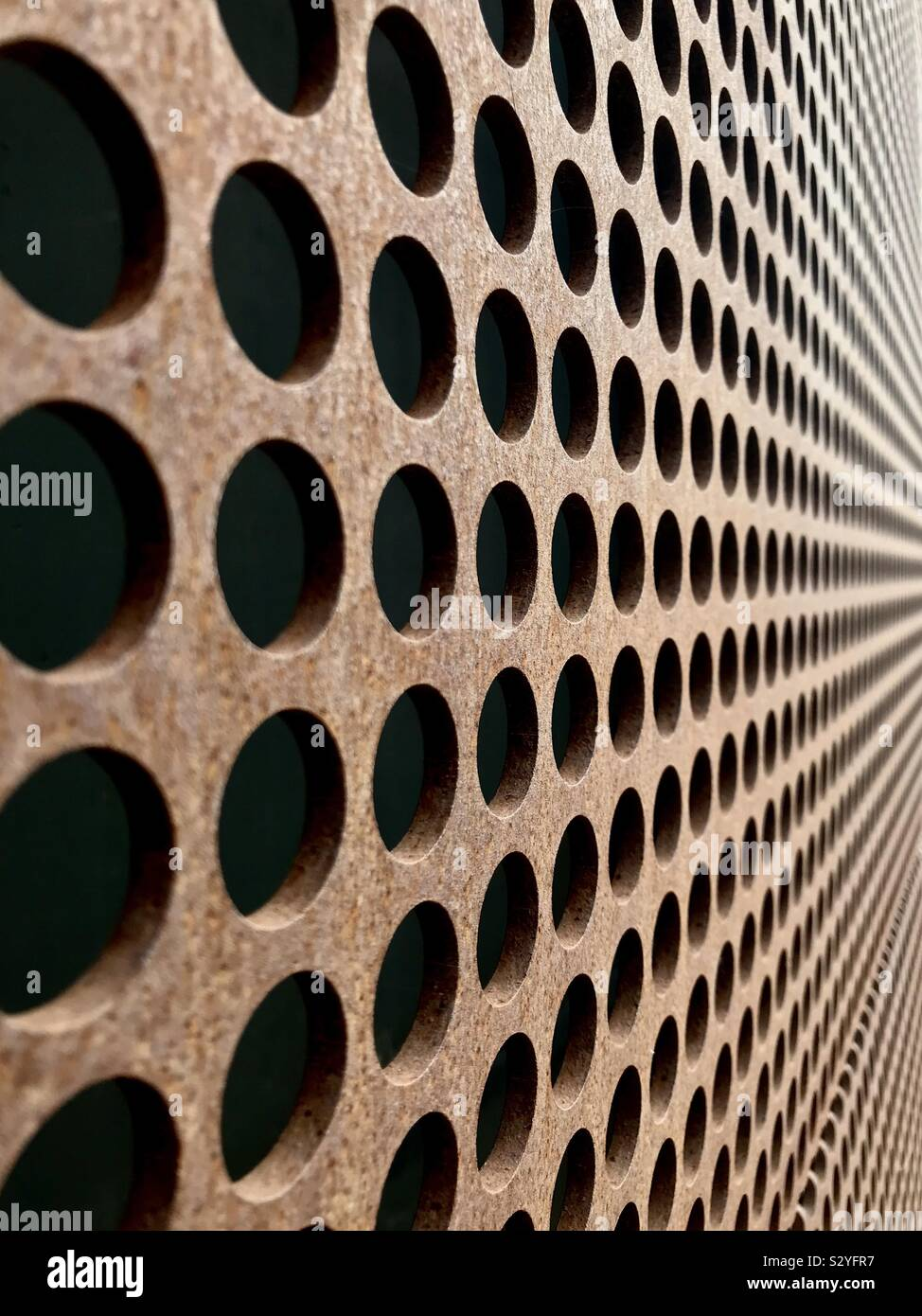 Dotted lines abstract Stock Photo