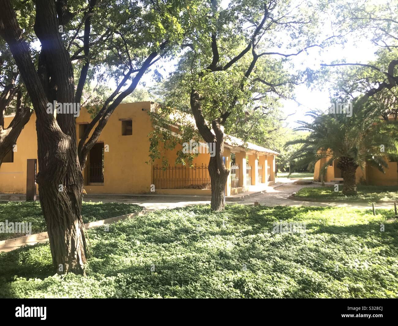 Villa San Pedro De Alejandrino Santa Marta Colombia Where Simon Bolivar Died Stock Photo Alamy