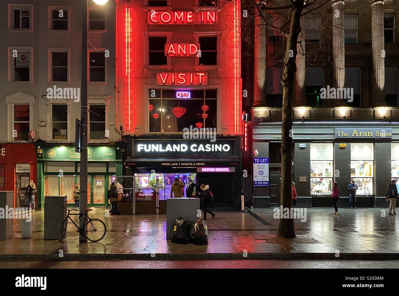 funland casino dublin