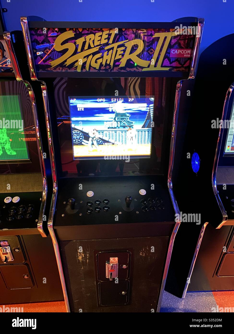 Street Fighter 2 High Resolution Stock Photography And Images Alamy